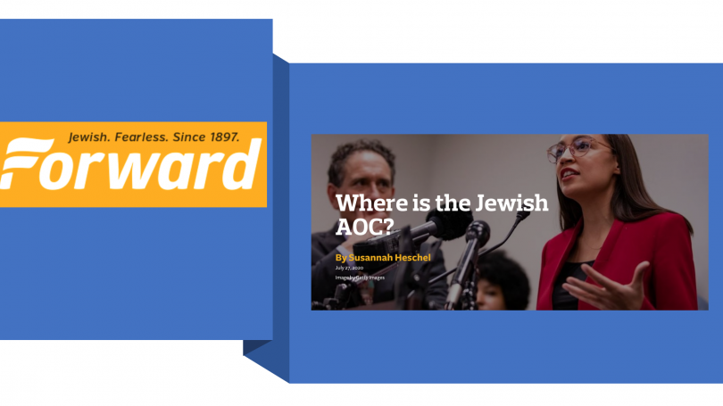 Where is the Jewish AOC?